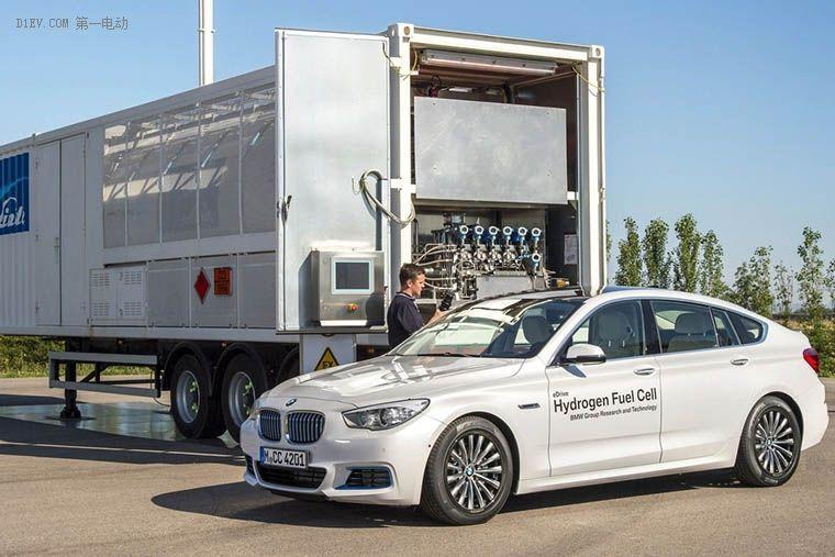 宝马氢能源汽车